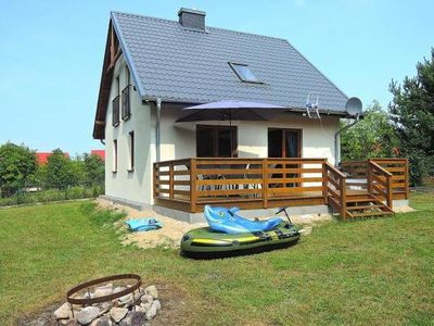 Photo for holiday home, Lubkowo  in Slowinski Küste - 5 persons, 3 bedrooms