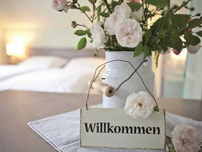 Photo for Double Room Category 2 - Hotel Landhaus Leuchtfeuer Pellworm
