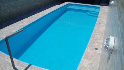 Photo for House with pool of 7.5 mts, wi fi, air conditioning