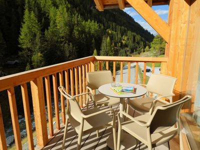 Photo for Apartment SWISSPEAK Resorts Trifthorn in Zinal - 6 persons, 2 bedrooms