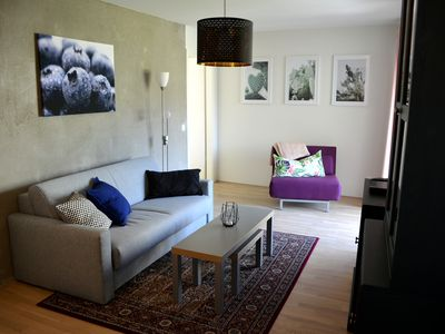 Photo for New 2019 * Exclusive 2-room apartment 50m² in Munich-Aubing near S-Bahn