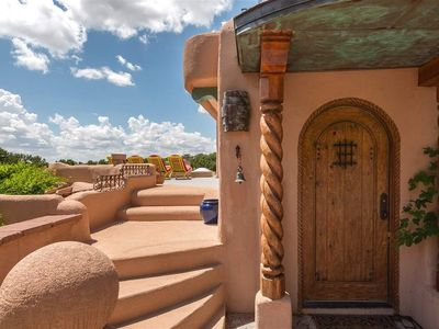 Photo for Villa with 9 outdoor patios/Sleeps 6!   Special prices this month!