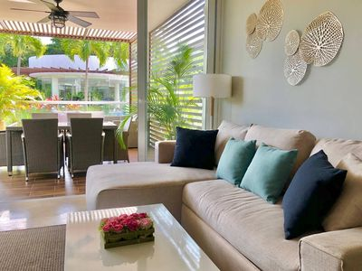 Photo for GROUND FLOOR CONDO WITH POOL VIEW & RESORT ACCESS