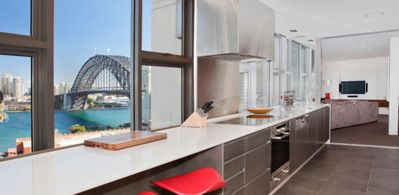 Photo for Luxury 4 Bedroom Apartment - Right between Opera House and Harbour Bridge