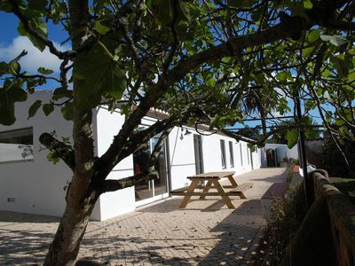 Photo for House on the farm 2km from the beach - Casa do Páteo