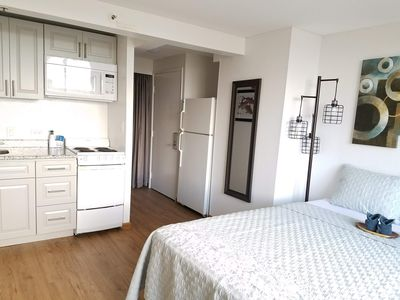 Photo for Newly Renovated Adjoining Waikiki Studios w/2 Full Baths, Kitchen and Ocean View