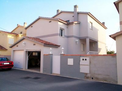 Photo for COZY CHALET 300 M. BEACH IN VINAROS 8 PEOPLE 4 BEDROOMS
