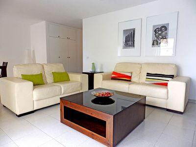 Photo for Magnificent and spacious apartment in front of the Medano beach (wifi)