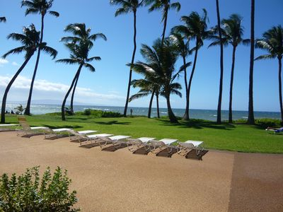 Photo for Spectacular Ocean View From Your Own Lanai