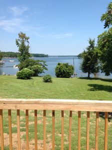 Photo for Quiet Lakefront Cabin, Private dock!