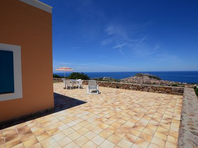 Photo for House in the countryside overlooking Asinara in nature