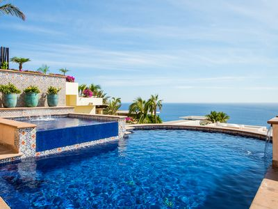 Photo for Gorgeous Traditional Mexican Villa With Stunning Vast Ocean Views Everywhere!