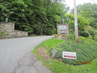 Caleb's Outlook is located in Misty Mountain, a quiet, safe,  mountain community