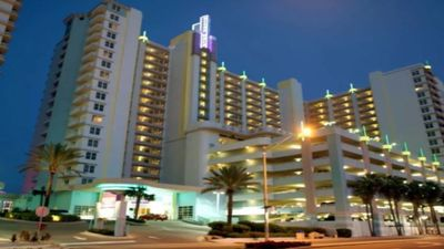 Photo for Beachfront Wyndham Penthouse!  Daytona Speedway and many attractions