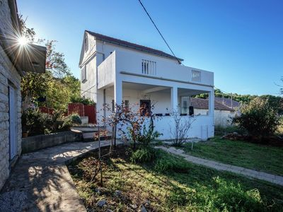 Photo for Detached Holiday house few steps from the beach, 2 beautifull sea view terraces