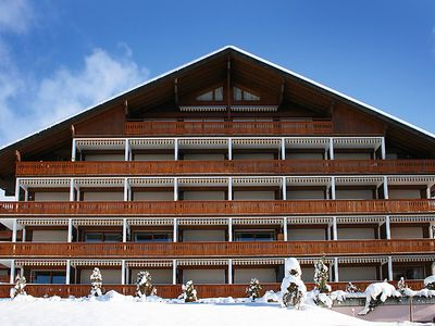 Photo for 2BR Apartment Vacation Rental in Ollon, Aigle