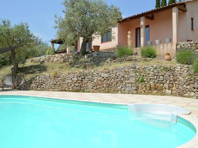 Photo for Splendid villa. Private swimmingpool. Nice surrounding.