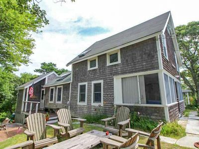 Photo for #113: Beach House w/ Sweeping Views of Cape Cod Bay & Deeded Beach Access!