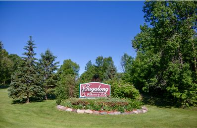 Photo for Red Cedar Lake Condo (owner operated)