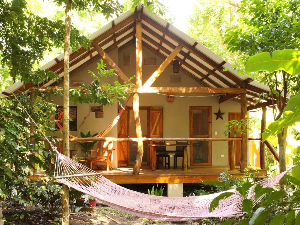 Property Image5 Tropical Paradise Cottage Few Steps To The Beach Between Montezuma And Cabuya