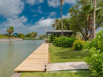 Photo for This waterfront home will cure what ails you!  Come get a little Salt Therapy!