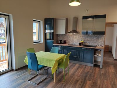 Photo for Apartment Staufenblick (64m²) 1-4 pers. Upper floor 2 bedrooms, kitchen, balcony, free WiFi
