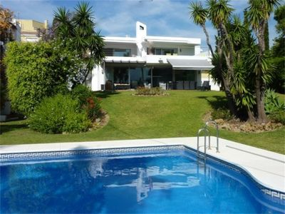 Photo for Luxury Villa, Nueva Andalucia, Puerto Banus. Perfect for Families and Golfers