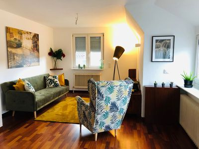 Photo for 2BR Apartment Vacation Rental in Ludwigsburg, BW