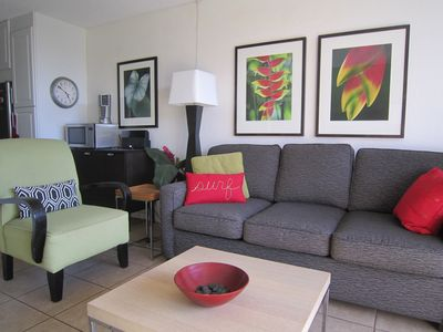 Our Comfortable and Vibrant Living Space