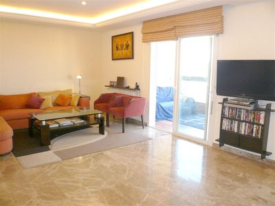 Photo for Large family apartment (140 m²)