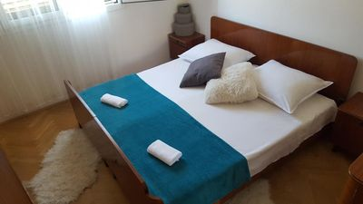 Photo for One bedroom apartment with terrace Pag