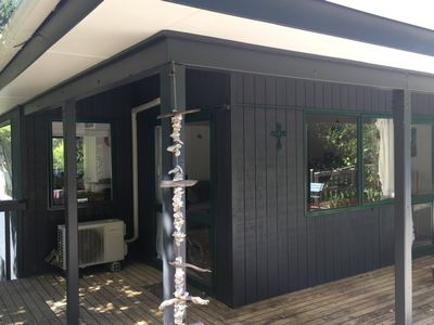 Photo for Onetangi family haven - a real home to relax in