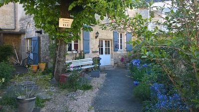 Photo for Charming house in TURENNE most beautiful villages of FRANCE