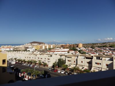 Photo for Lovely one bedroom sea view apartment in Los Cristianos