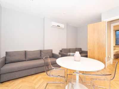 Photo for Pml Apartments: Southwick Street Flat 2