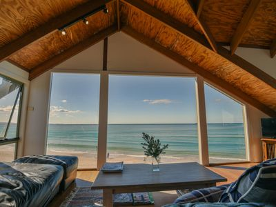 Photo for Beaumonts Beach House And Apartment On Belongil Beach