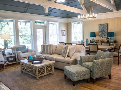 Photo for Stunning Bald Head Island Hammocks Cottage - 20% Disc for 7night stay