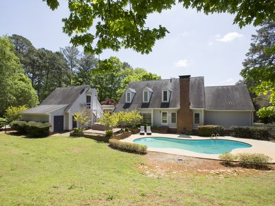 Photo for Gorgeous 5 Bedroom Amazing Private Pool,Sleeps 11
