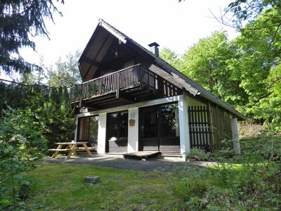 Photo for Holiday house Frankenau for 1 - 6 persons with 3 bedrooms - Holiday home