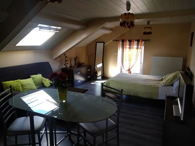 Photo for STUDIO WELL EQUIPPED 42 M2 LOCATED BETWEEN ST MALO - DINARD - DINAN