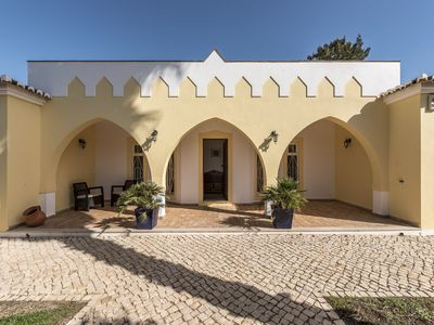 Photo for Villa With Private Pool Within Very Short Walking Distance Of The Beach & Marina