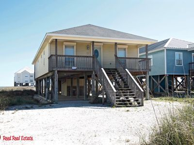 Photo for Coastal Connection - Adorable 4br / 2 ba Gulf Side Home with Great Views, Sleeps 8