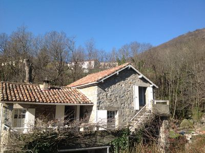Photo for Typical Cevennes house