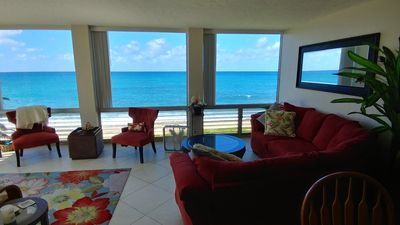 Photo for Maili Cove Beachfront Get Away: Pool, Ocean & Sunsets