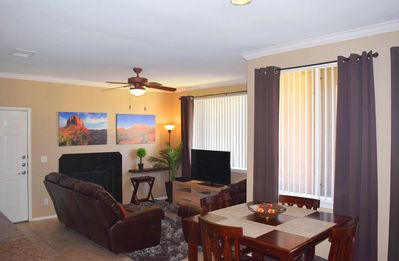 Photo for Modern 2BR/2BA Condo In Community With Heated Pool, Hot Tub, Gas Grills, Gym