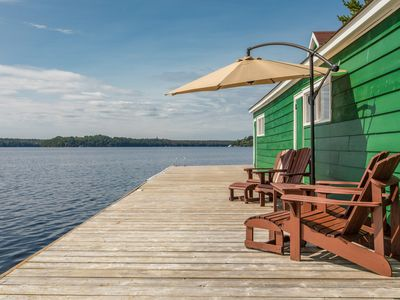 Photo for Chinook Lodge~on Keewaydin Island Beaumaris, Lake Muskoka