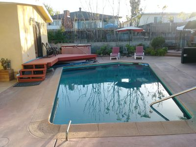 Photo for Pet Friendly Pool House