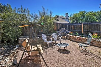Soak up the sunshine from this Tucson vacation rental getaway!