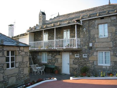Photo for House with garden on the coast of Lugo next to the beach