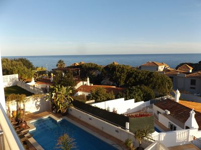 Photo for V. Touran - Fantastic views, private pool, walk to the beach and night life.